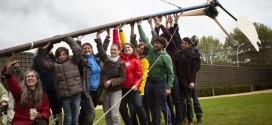 Una grieta por la que empieza a entrar algo de luz: energía renovable y participativa