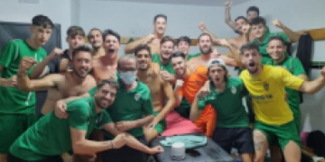 El Atarfe Industrial se clasifica para semifinales de la Copa de Andalucía, 2-1