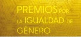 DIPUTACIÓN hoy 14 de octubre realiza el Acto de Entrega de los Premios por la Igualdad de Género 2021