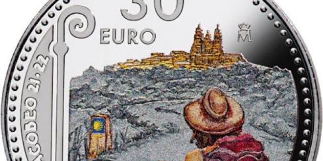 Así es la moneda de 30 euros acuñada en España