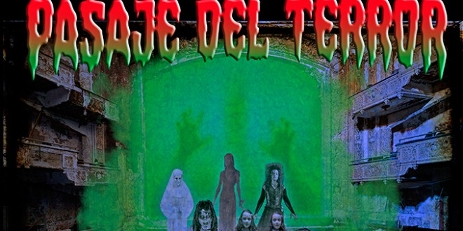 ATARFE: Pasaje del Terror Halloween 2021