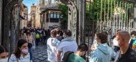 Granada, como antes de la pandemia